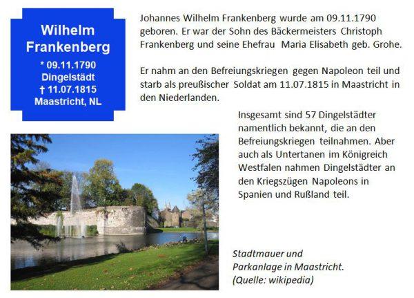 Frankenberg, Wilhelm