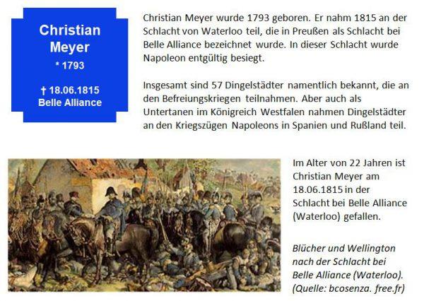 Meyer, Christian