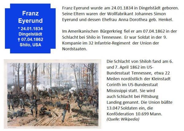 Eyerund, Franz