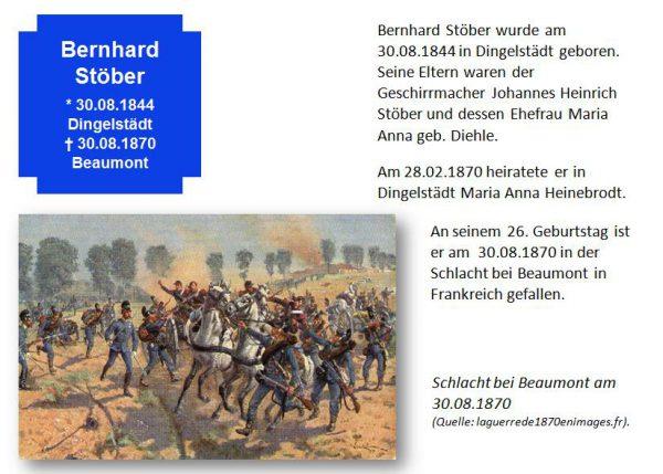 Stöber, Bernhard