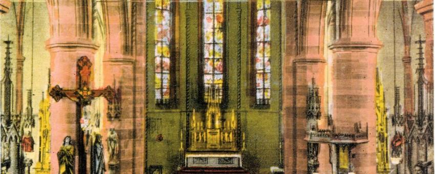 Unsere Pfarrkirche St. Gertrud