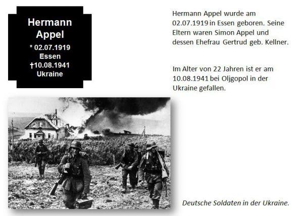 Appel, Hermann