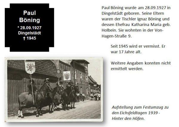 Böning, Paul