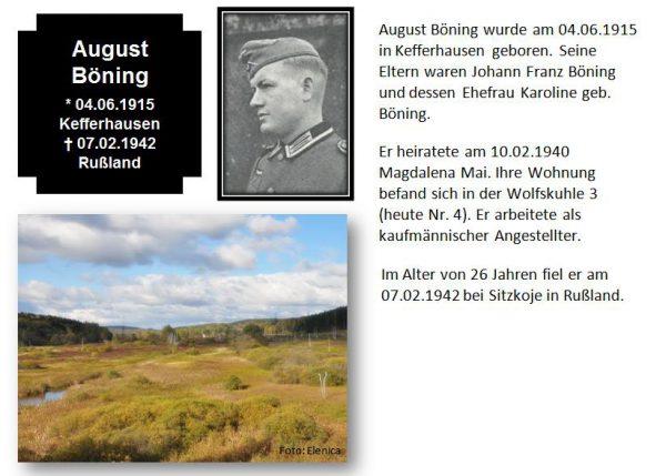 Böning, August