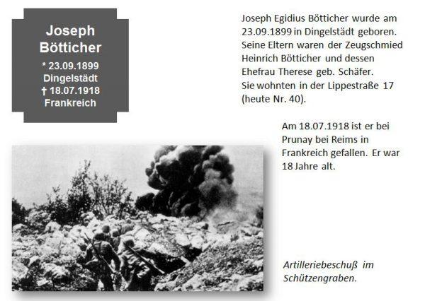 Bötticher, Joseph