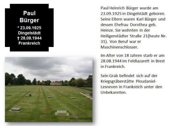 Bürger, Paul