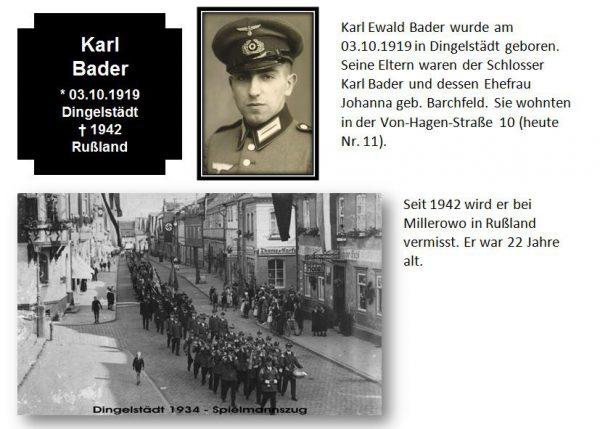 Bader, Karl