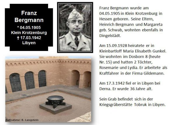 Bergmann, Franz