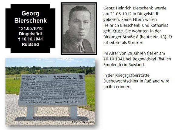 Bierschenk, Georg