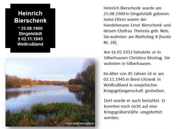 Bierschenk, Heinrich