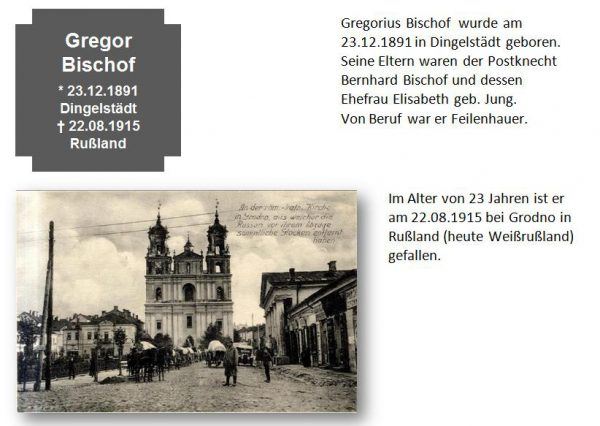 Bischof, Gregor
