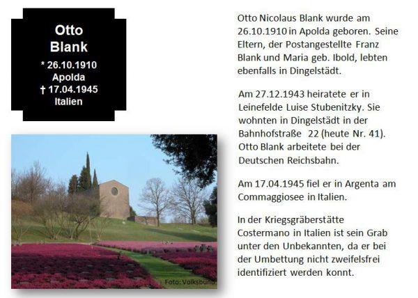 Blank, Otto