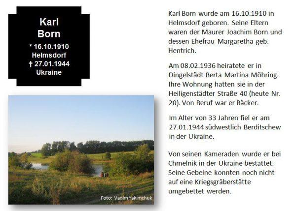 Born, Karl