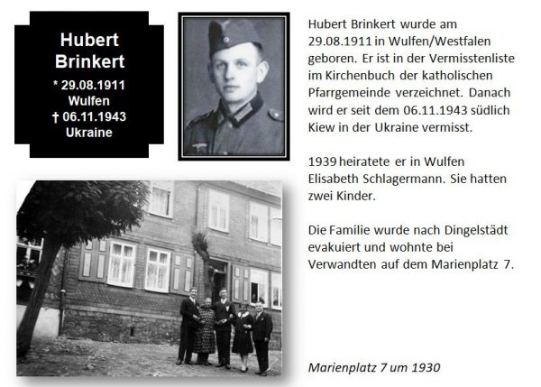 Brinkert, Hubert