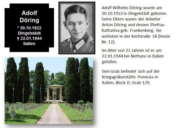 Döring, Adolf