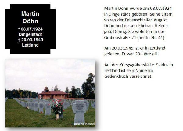 Döhn, Martin