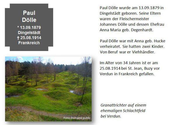 Dölle, Paul
