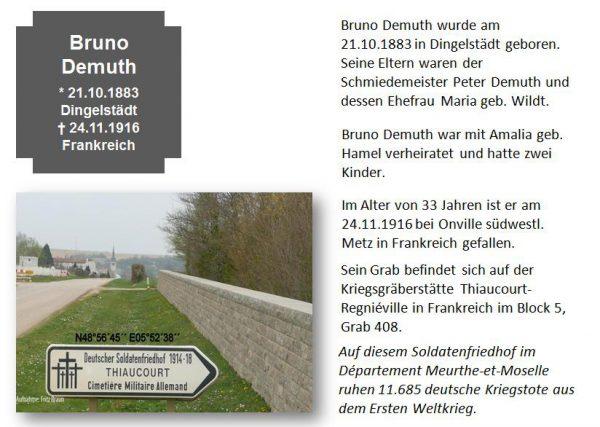 Demuth, Bruno