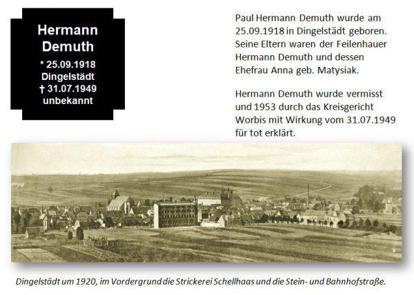 Demuth, Hermann