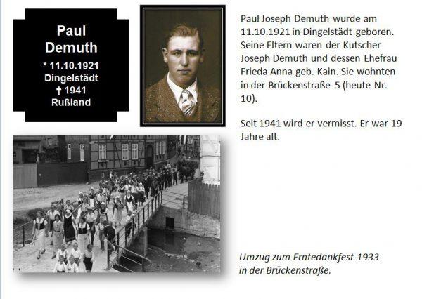 Demuth, Paul