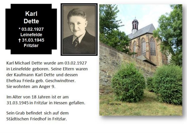 Dette, Karl