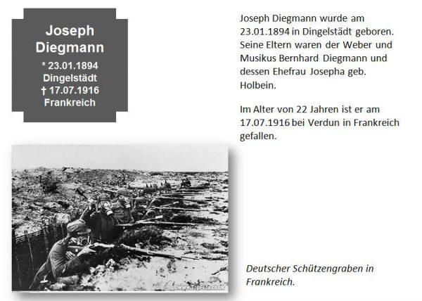 Diegmann, Joseph