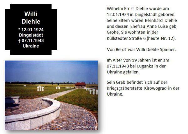 Diehle, Willi