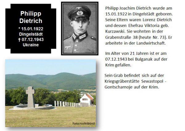 Dietrich, Philipp