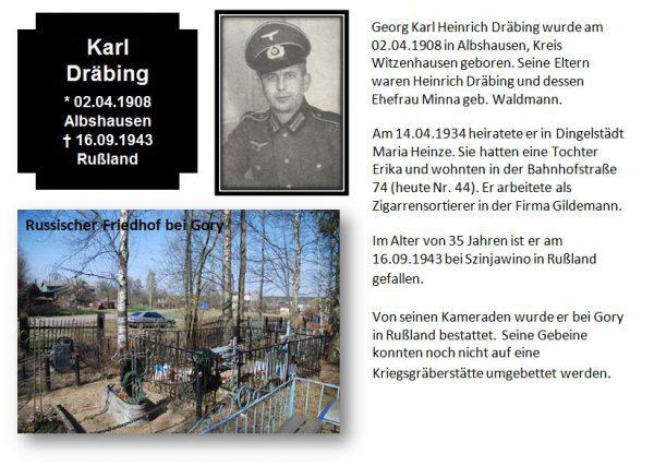 Dräbing, Karl