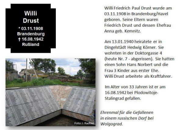 Drust, Willi