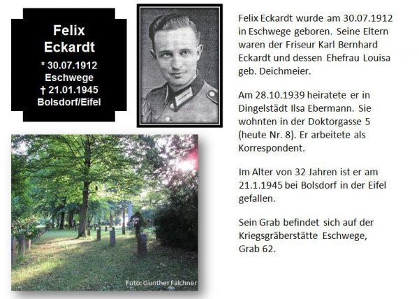 Eckardt, Felix