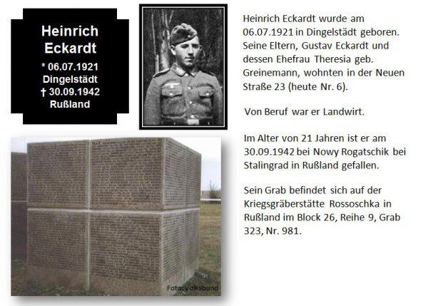 Eckardt, Heinrich