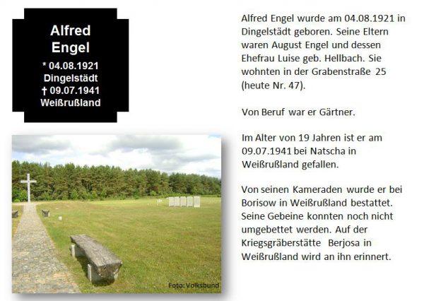 Engel, Alfred