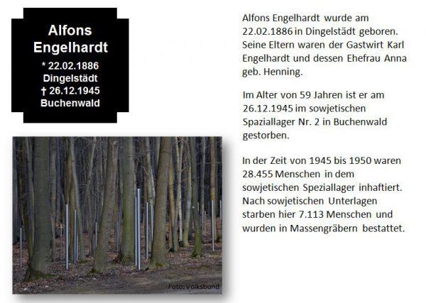 Engelhardt, Alfons