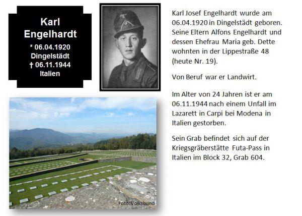 Engelhardt, Karl