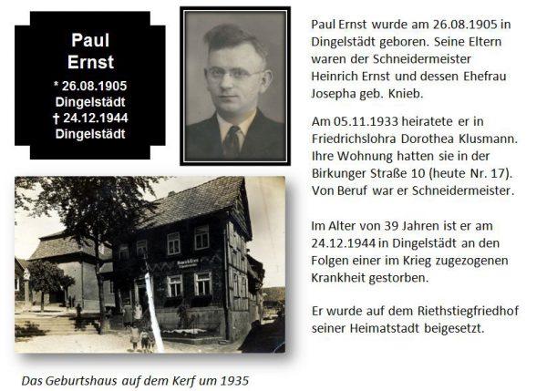 Ernst, Paul