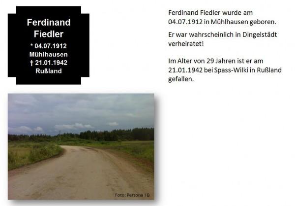 Fiedler, Ferdinand