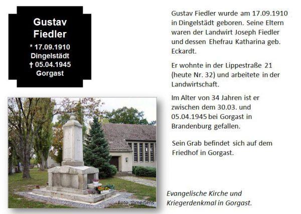 Fiedler, Gustav