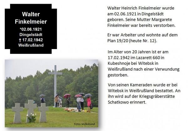 Finkelmeier, Walter