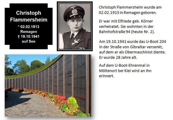 Flammersheim, Christoph