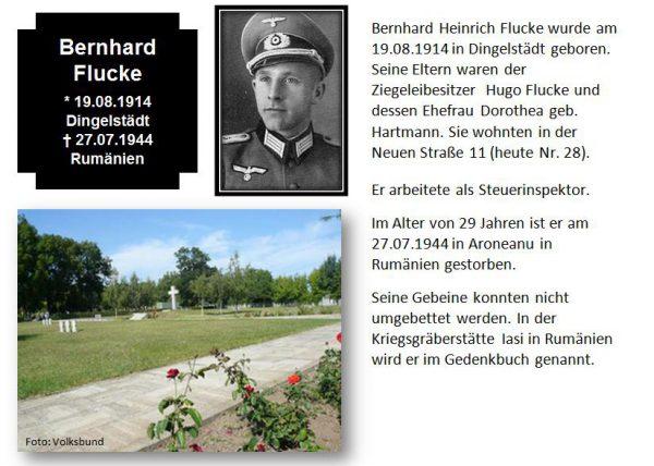 Flucke, Bernhard