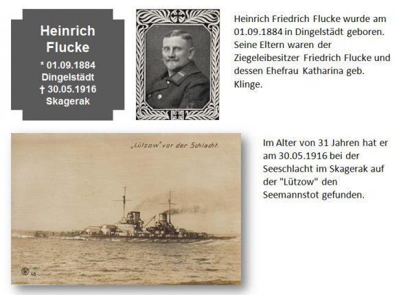 Flucke, Heinrich