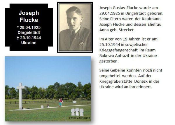 Flucke, Joseph