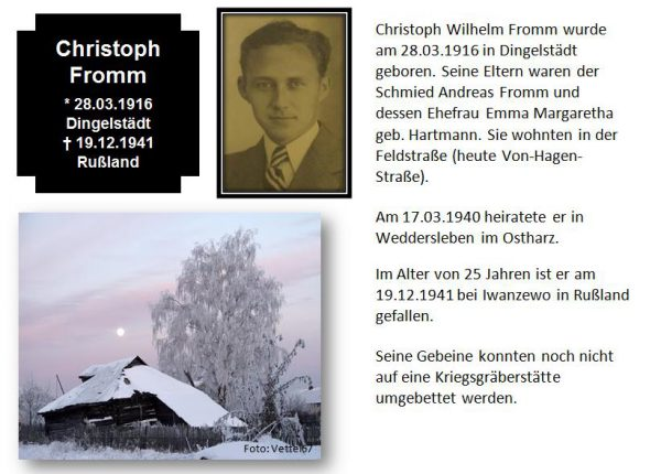 Fromm, Christoph