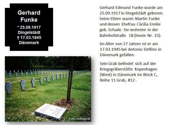 Funke, Gerhard