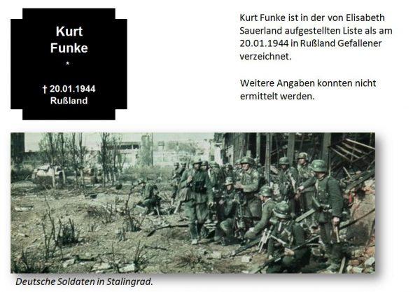 Funke, Kurt