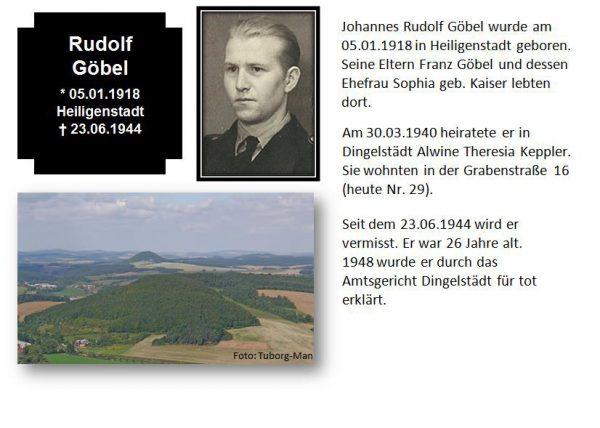 Göbel, Rudolf