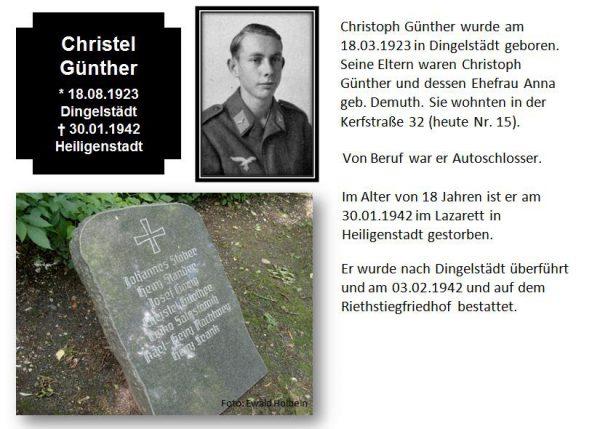 Günther, Christel