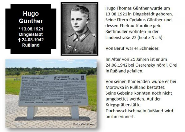 Günther, Hugo