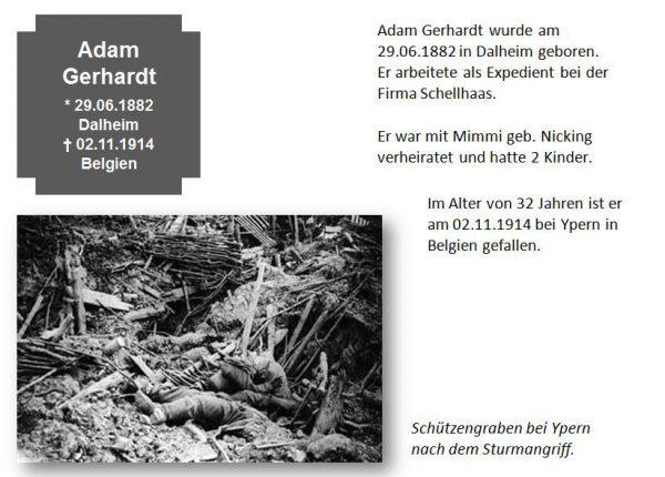 Gerhardt, Adam